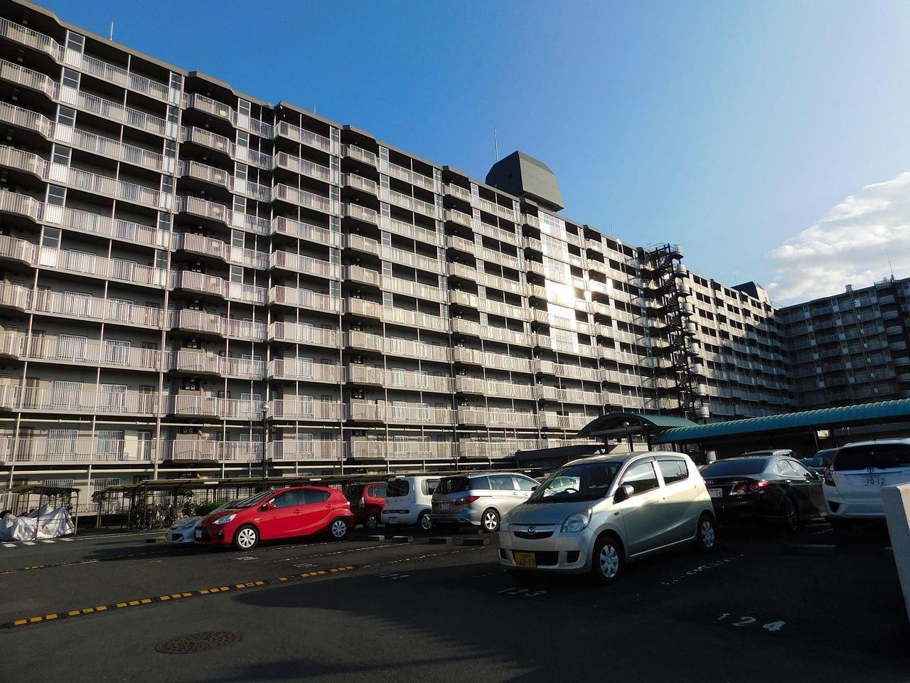 392戸の大型マンション